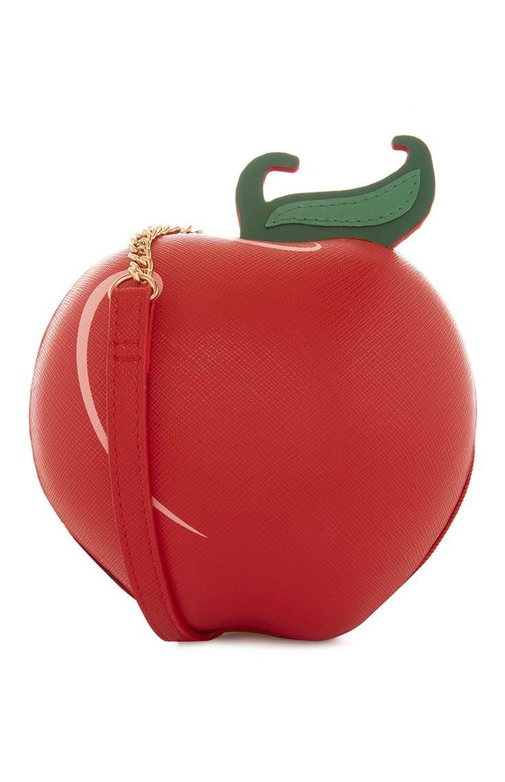 Primark - Red Apple Snow White Bag