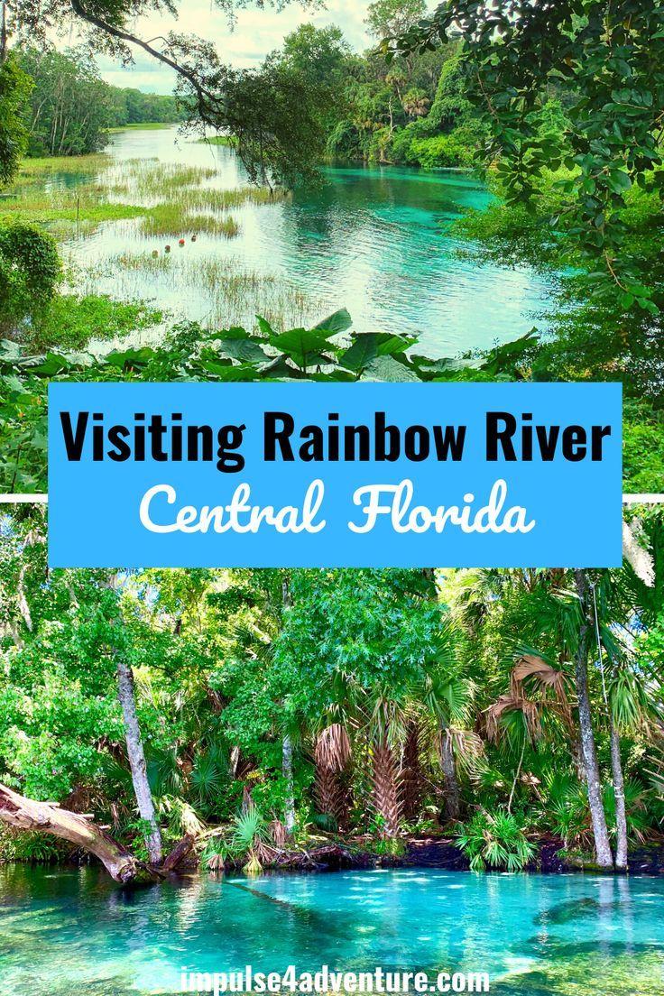Rainbow Springs Kayaking And Tubing Rainbow Springs State Park