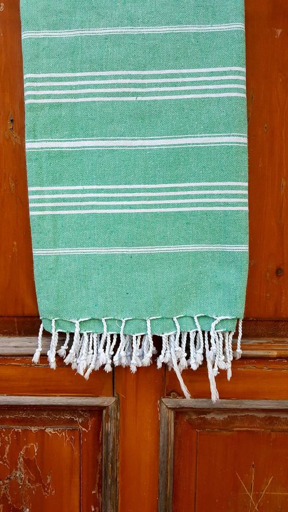 Check out this item in my Etsy shop https://www.etsy.com/listing/546601028/turkish-bath-towel-peshtemal-green