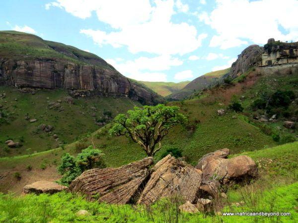 Drakensberg Mountains best weekend getaways from Durban