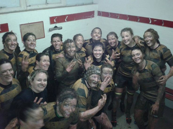 wasps muddy