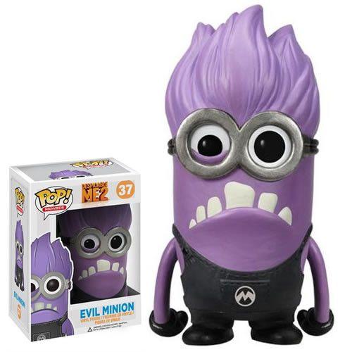 Despicable Me -Purple Minion VINYL