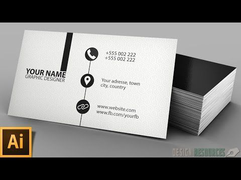 380 best illustrator cc graphic design diseo grfico images on in this tutorial well see how to design a clean and modern business card in adobe illustrator cc reheart Image collections