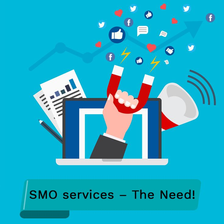 Get the best SMO services and engrave the audience through social media. Read: https://goo.gl/nyt2uD