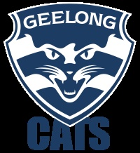 I love Aussie rules football and my great team ...Geelong Football Club -