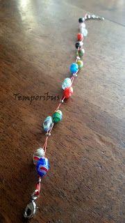 Temporibus: Anklets/Βραχιόλια ποδιού