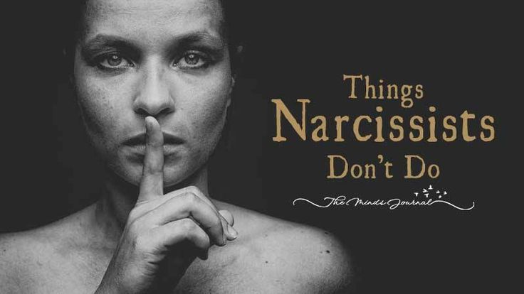 No one wants to fall for the manipulation of a narcissist. It would be helpful to know who to stay away from, so to help you identify them: here are some things narcissists don't do.