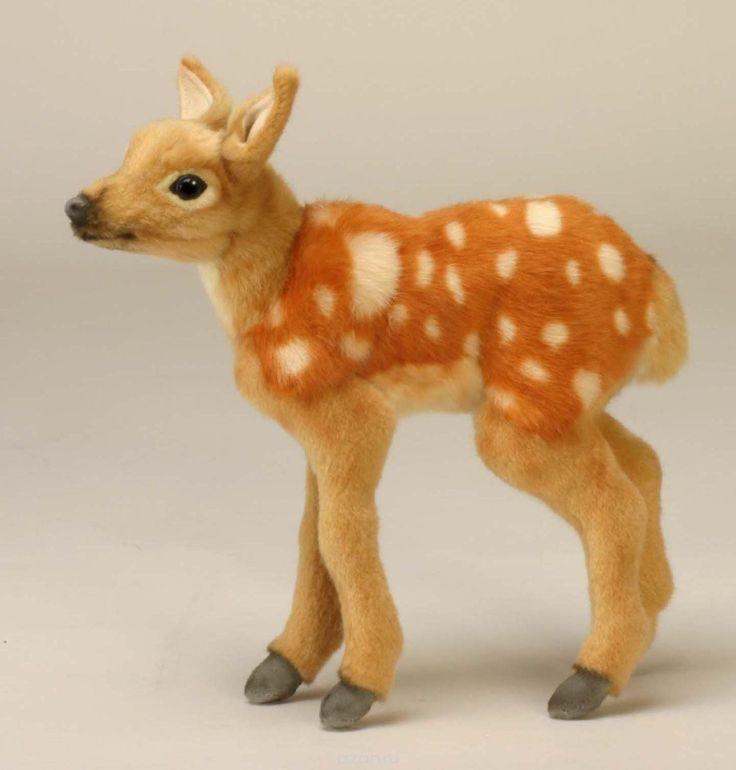 Мягкая игрушка Hansa Олененок Бэмби, 30 см