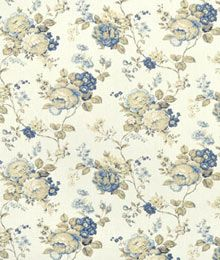 Waverly Coventry Hill Chambray Fabric