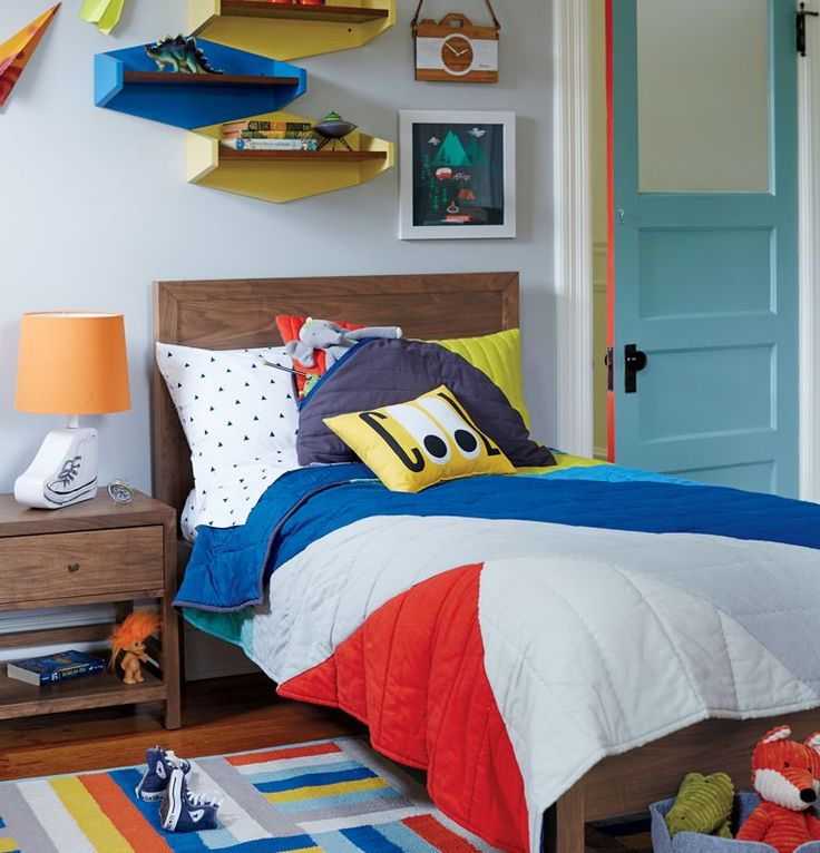 25+ Best Ideas About Boys Blue Bedrooms On Pinterest