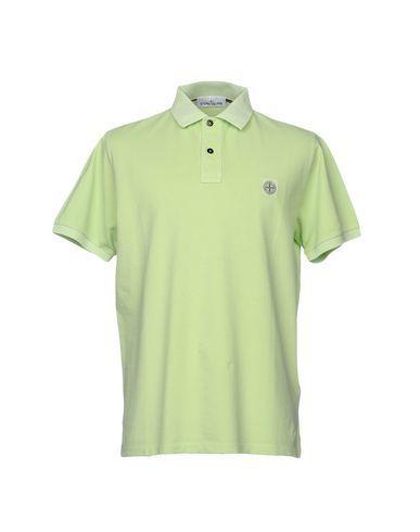 STONE ISLAND Men's Polo shirt Light green XXL INT