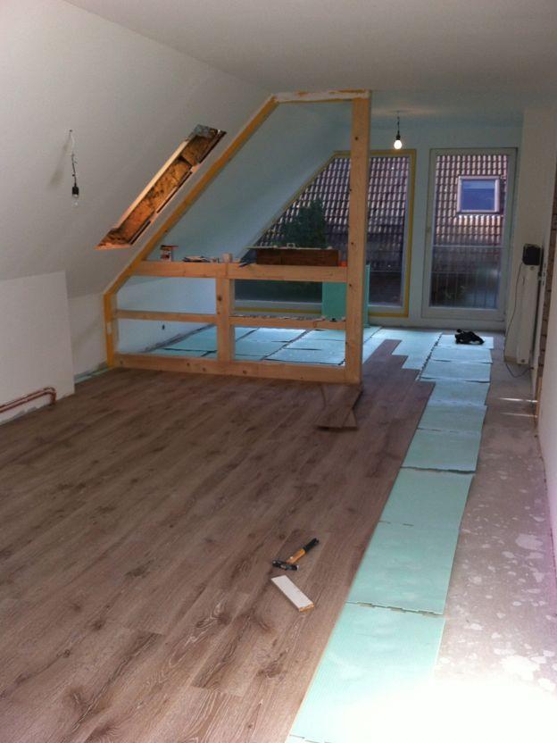 22 best Dachgeschoss images on Pinterest Attic conversion, Attic - schlafzimmer bad hinter glas loft wohnung