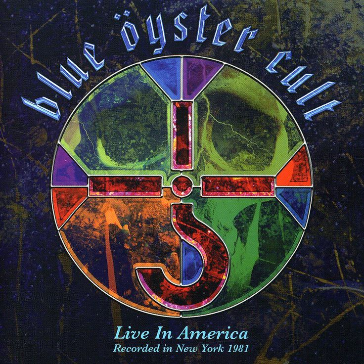 "Blue Oyster Cult 1981 ""Live In America"" 12″ Vinyl from United States spinning right now"