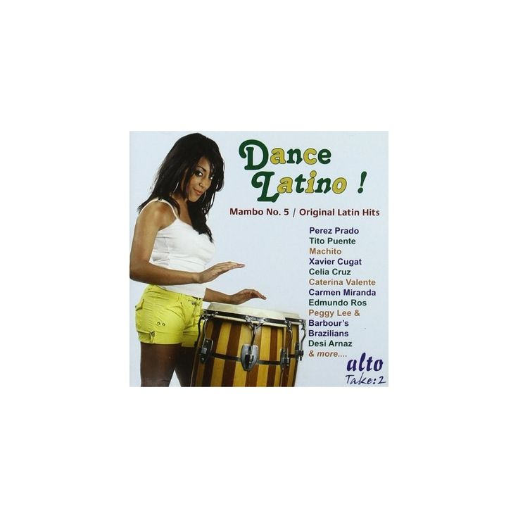 Various - Dance latino mambo no 5 original lati (CD)
