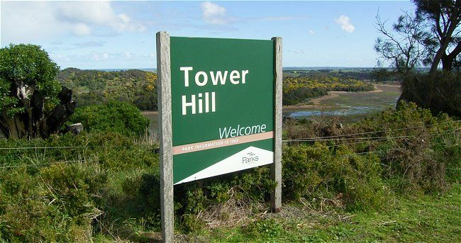 Welcome to TOWER HILL, Koroit, Victoria
