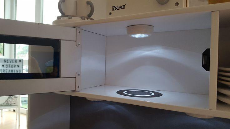 Mikrowelle Ikea DUCKTIG Hack