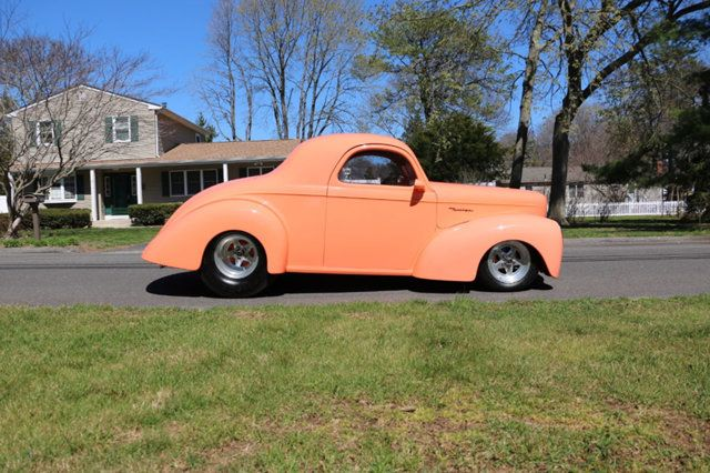 1941 Willys Street Rod For Sale - Click to see full-size photo viewer