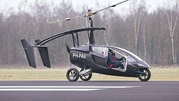 Comedy Central: De eerste vliegende auto's verschijnen in 2018 en zijn Nederlands