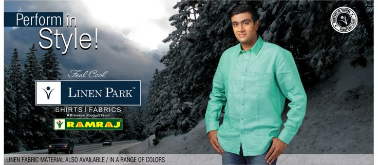 www.ramrajcotton.in/men/shirts/linen-park-shirts - Buy Linen Park Shirts Online. Shop Linen Park Shirts Online at best prices in India. Available in half & full sleeves.