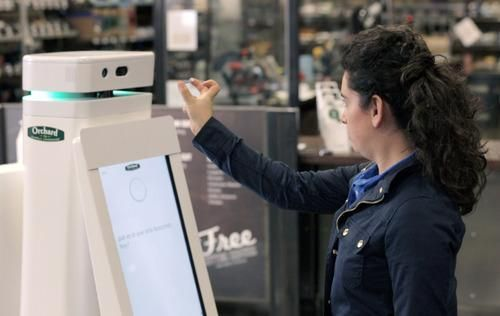 The Newest Employees at Lowe's Hardware Store: Robots
