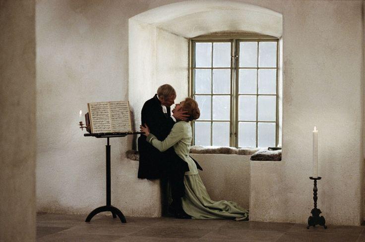 Fanny and Alexander (1982, Ingmar Bergman) / Cinematography by Sven Nykvist)
