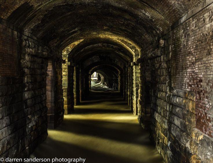 Dark Arches Leeds