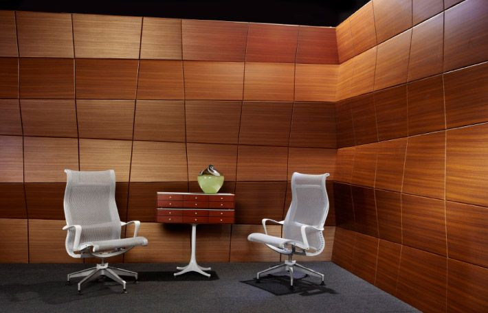Seeyond wall systems: Simple Officespace, Uniquely Textured, Home Office, Interiordesign, Wall Designed, Meeting Room