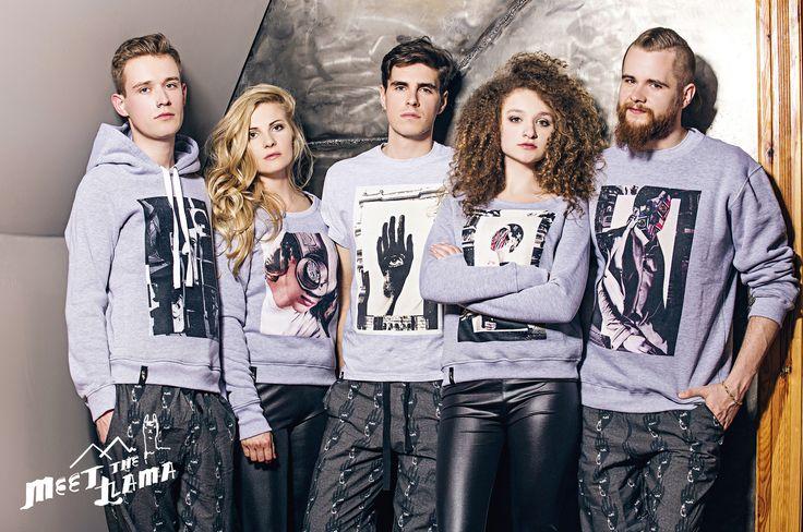 #meetthellama #funkypyjama #pyjamapants #sweatshirt #moniwilk #hoodie #pyjama #matryoshka #burrito #fantomas