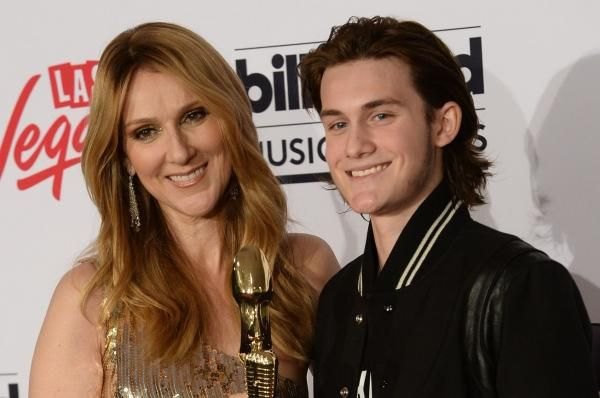 Celine Dion discussed how she and sons Rene-Charles, Nelson and Eddy have supported each other since Rene Angelil died in 2016.