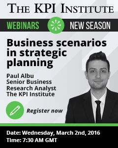 This webinar is designed for professionals interested in harnessing the power of rapid change in the business environment. The main benefits of using the concepts and tools provided in this webinar are represented by quicker reactions and a better coordination in exploiting market opportunities.