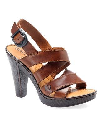 Borne shoes Micheline Sandels