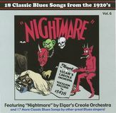 Classic Blues Songs from the 1920's, Vol. 6: Nightmare [CD]