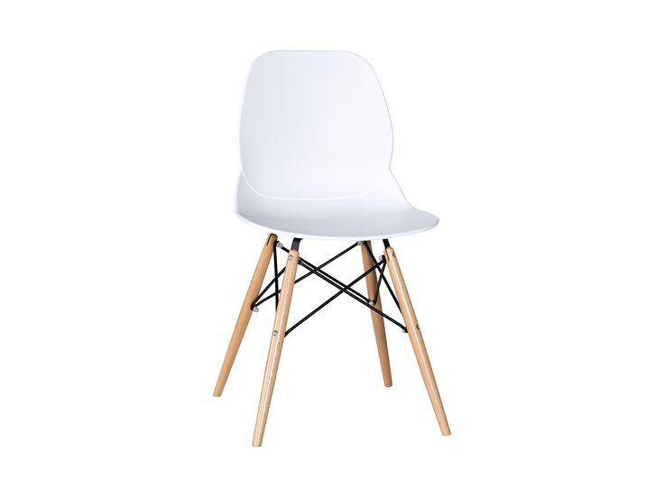 Stühle weiß  Best 25+ Stühle weiß ideas on Pinterest | weiße Esszimmer, Stuhl ...