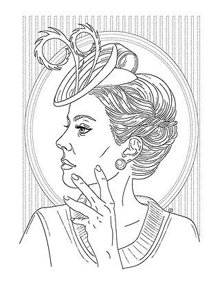 We Design Modern Adult Coloring Books And Pages Tasteful Edgy Designs For Men Women