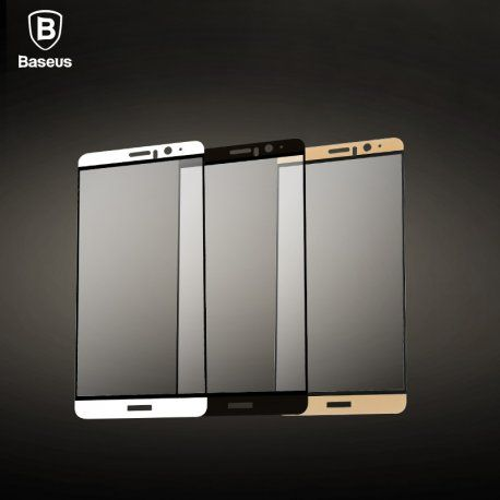 De ce sa nu comanzi Folie sticla 3D Baseus Silk Screen Huawei Mate 9 alba cand l-ai gasit pe iNowGSM.ro la un pret bun?