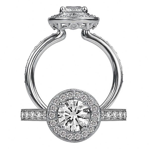 Ritani Endless Love Looks Like My Engagement Ring