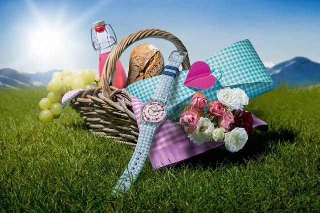 #Swatch makes the sun shine inside and out this #Mother's Day