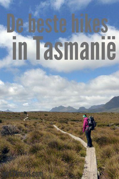 De beste hikes in Tasmanië -> laat je inspireren op onze website!