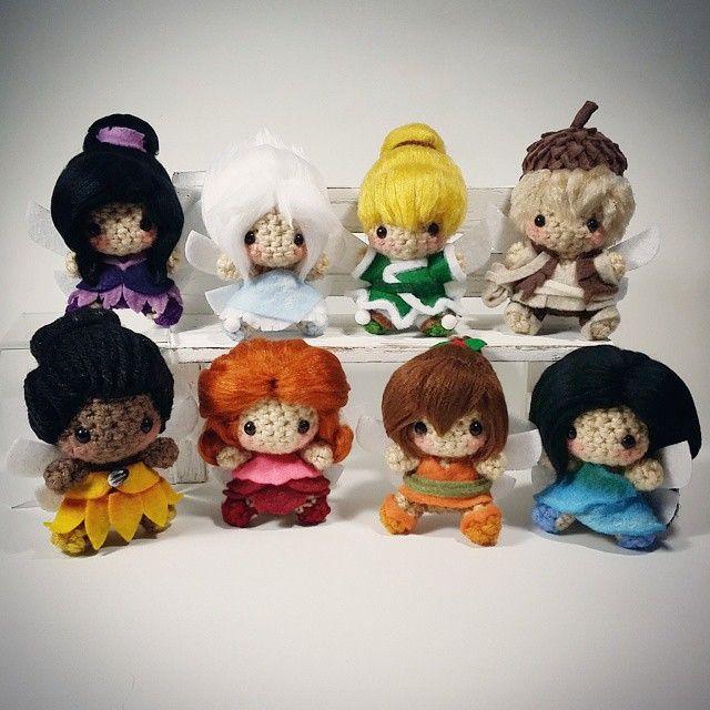 Amigurumi Munecos Disney : 17 mejores imagenes sobre Amigurumis, crochet...3 en ...