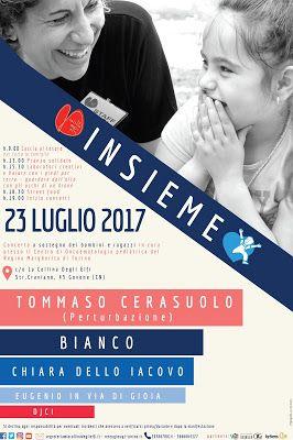 """Adriano Salvi : INSIEME 1° Edizione 23 luglio """"La Collina degli EL..."""