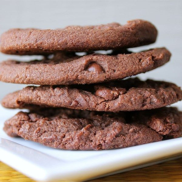 """Chocolate Chocolate Chip Cookies II 
