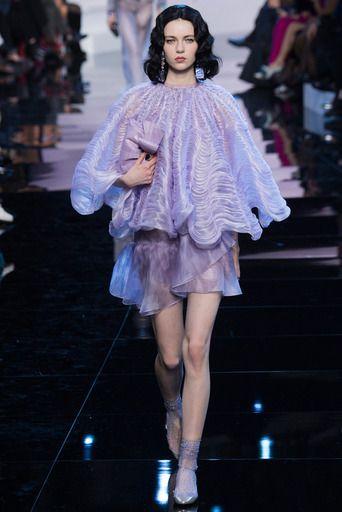 2016春夏オートクチュールコレクション - アルマーニ プリヴェ(ARMANI PRIVÉ)ランウェイ コレクション(ファッションショー) VOGUE JAPAN