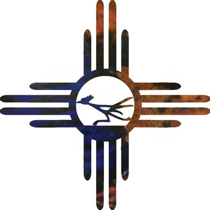 109 Best New Mexico Zia Symbol Images On Pinterest New