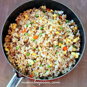 Manila Spoon: Sausage and Egg Fried Rice