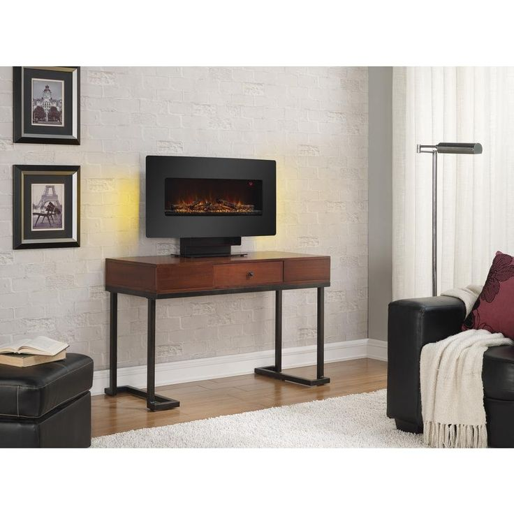 Wall Mounted/ Stand Electric Indoor Portable Fireplace Heater for Sale, 36 in. Glass, Black, Brand New >>> For more information, visit image link. (This is an affiliate link and I receive a commission for the sales)