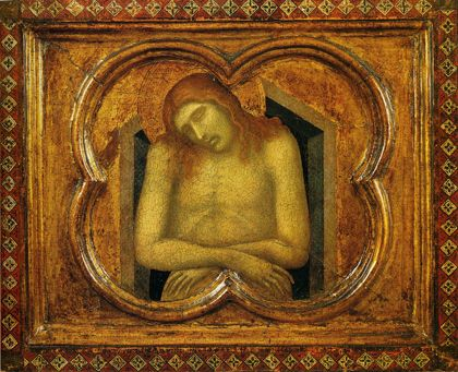 http://museolia.spezianet.it/images/opere/inv_133_big.jpg Pietro Lorenzetti Vir dolorum 1320-1325