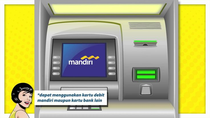 Tutorial Isi Ulang Mandiri e-cash dari ATM www.mandiriecash.co.id