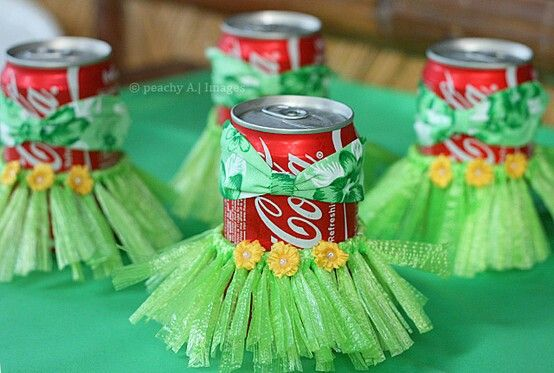 Great for a Hawaiian party!!