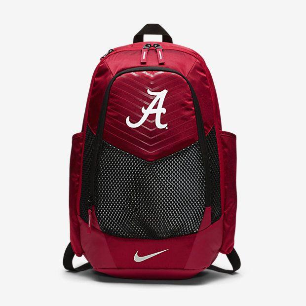 082be43311c62 Nike - COLLEGE VAPOR POWER (ALABAMA) - Red backpack  nike