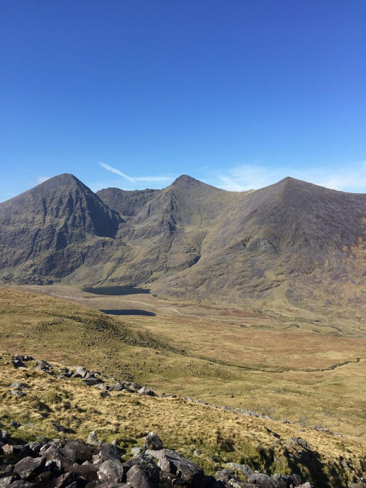MacGillycuddy's Reeks Kerry this weekend #hiking #camping #outdoors #nature #travel #backpacking #adventure #marmot #outdoor #mountains #photography